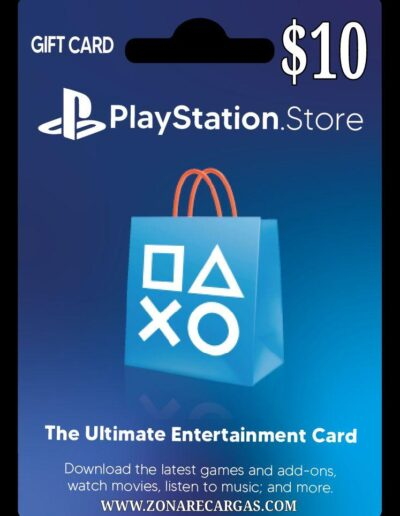 gif card playstation store