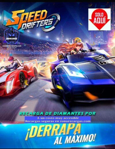 recargas speed drifters